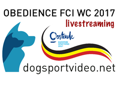 FCI Obedience World Championship 2017